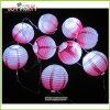 "3"" Paper Lantern String Light Decoration Garland Light"