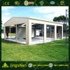 SGS Certification Mobile Carport From Lingshan Steel Structure