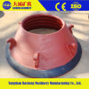 High Manganese Steel Cone Crusher Parts Bowl Liner