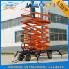 Outdoor Scissor Hydraulic Lifting Platform with Explosion-Proof Lock Valve