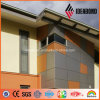 Ideabond Modern Building Design Aluminum Exterior Wall Finishing Material (AF-411)