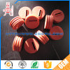 Plastic Threaded Square Pipe Fitting Plug and Stopper for Furniture