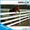 EU & USA Market PVC Horse Fence, 2 Rail Garden Fence/Ranch Fence/Farm Fence