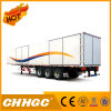 Chhgc Economic 8X6 Tri Axle Van/Box Cargo Semi Trailer with Inside Locks