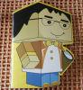 Mini Carton Characters Shape Memo Pad