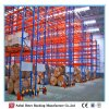 China Steel Heavy Duty Galvanized Pallet Racking Used, Double Deep Pallet Racking