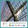 Curved Welded Wire Mesh Airport Fencing/Welded Wire Mesh Airport Fence