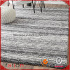 New Luxurios Country Style Grey White Strip 5*8 Shaggy Rug Area Rug Carpet