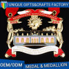 Metal Sports Medal with Customized 3D Logo Engraving