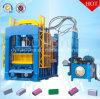 Hydraulic Qt6-15 Hollow Core Slab Making Machine (45 set in India)