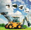 XCMG Wz30-25 Backhoe Loader with Yuchai Engine