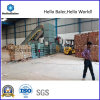 Automatic Corrugated Cardboard Baling Machine From Hellobaler (8-10t/h)