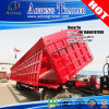 2/3 Axis Side Dump Truck Trailer with 5 Hydraulic Cylinder