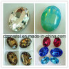 Crystal Diamond Stone Beads Oval Rhinestone (DZ-3002)