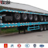 2016 New Transport 40FT Container Truck Trailer with Locks