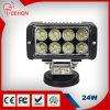 24W Epistar Waterproof Spot/Flood Beam LED Light
