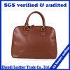 Hot Sale PU Leather Business Briefcase with Custom Logo