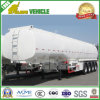 4 Axles Front Axle Lift Fuel Tanker Trailer