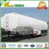 4 Axles Front Axle Lift Fuel Tanker Trailer