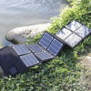 30W High Efficency Folding Sunpower Solar Panel for Tablet