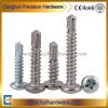 Pan/Flat/Truss/Flange/Hex/Wafer Head Self Drilling Screws