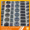 Silver Material Private Design Holographic Label