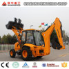 Xiniu Backhoe Loader, 4X4 Compact Tractor with Loader and Backhoe Xn880 Price