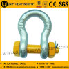G 2130 U. S Type Bolt Safety Forged Anchor Shackle