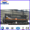 High Quality 20FT 24cbm ISO Chemical Liquid Tank Container
