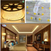 5050 60 SMD RGB LED Strip Christmas 100m/Reel Wholesale High Voltage 110V 220V 5050 LED Strip