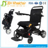 Ultralight Folding Aluminum Electric Wheelchair