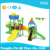 New Design Supplier Castle Playground Air to Slide Nature Series (FQ-YQ04001)