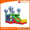 2017 Inflatable Jumping Toy Balloon Bouncer with Slide (T3-200)