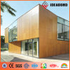 Exterior Wooden Aluminium Composite Panel with High Quality (AE-308)