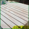 Groove/Slot Commercial Plywood/Melamine MDF for Decoration