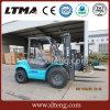 Ltma New 3 Tons Diesel Forklift 2WD ATV Rough Terrain Forklift