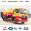 15.1cbm Suction Sewage Truck Best Price