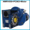 PC090 Helical Gearbox Coupling to Electric Motor