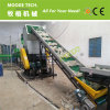 New Condition Dirty Plastic PET Bottle Recycling Line