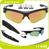 Polarized Interchangeable Lenses Riding Headset Bluetooth Sunglasses