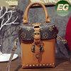 New Design Fashion Handbag Box High Quality PU Leather Shoulder Bags for Women Sy8122