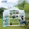 Aluminum PC Sheet Garden Greenhouse
