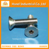 Anti Rust Competitive Price A4 M18~M100 Flat Head Socket Screws