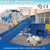 Single Shaft Plastic Shredder Machine with High Quality