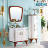 Europe Style Modern Bathroom Cabinet (BF-8067)