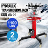 1100 Lb 2 Stage Hydraulic Transmission Jack Telescopic Adjustable