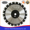Saw for Green Concrete: 350mm Laser Diamond Saw Blades