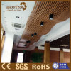 Light Weight WPC Real Wood Suspended Ceiling.