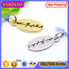 Wholesale Customized Logo Jewelry Tag Metal Logo Charm