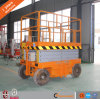 Hot Sale 16m Electric Hydraulic Mobile Scissor Lift 1yr Warranty